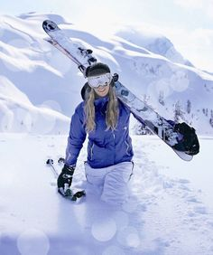 women ski #newsolariumhotel #courchevel