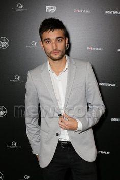 Tom na noite de pôquer da Quinttessentially Foundation em Londres, na Inglaterra. (22 out.)