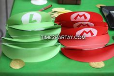 "Photo 1 of 35: Super Mario Party / Birthday ""Super Mario 12th Birthday Party"" 