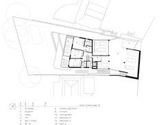 The Triplex Apartments,3rd Floor Plan