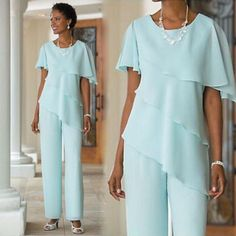 ... Mother-of-the-Bride-Pant-Suits-2016-Tiered-Wedding-Guests-Dresses-Plus