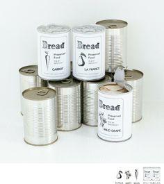 ディコオリジナル 非常食にもなるパンの缶詰 Preserving Food, Preserves, Bread Recipes, Just In Case, Packaging Design, Asia, Wedding Ideas, Preserve
