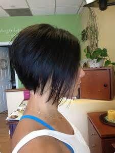 ... - Concave Bob Back View Of Stacked Bob Haircut Haircut Back Views