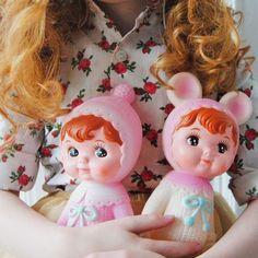 #Dolls from www.kidsdinge.com    www.facebook.com/pages/kidsdingecom-Origineel-speelgoed-hebbedingen-voor-hippe-kids/160122710686387?sk=wall         http://instagram.com/kidsdinge #Kidsdinge #Toys #Speelgoed