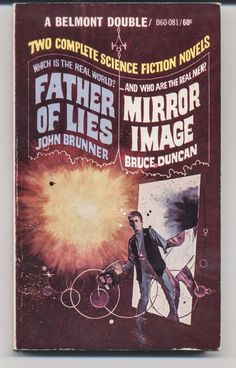 1968 Belmont Double Father of Lies and Mirror Image by Brunner & Duncan