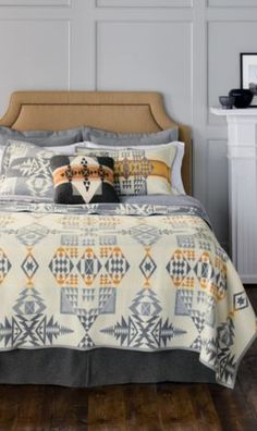 Pendelton Woolen Mills - Arrowhead Blanket Collection.
