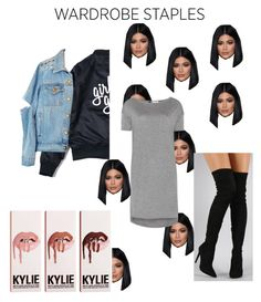 """""""Untitled #113"""" by adiduss-1 on Polyvore featuring Liliana, T By Alexander Wang, Leggings and WardrobeStaples"""