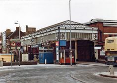 Walsall Station in its final days, taken in Park Street by Mr Alan Price, February 1978 Old Pictures, Old Photos, Walsall, West Midlands, My Town, Local History, The Good Old Days, Birmingham, Final Days