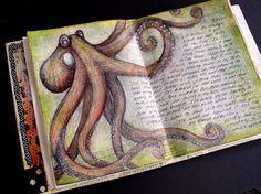 Ingrid Dijkers: Drawing in Journals