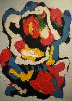 karel appel   Karel Appel (1921-2006): Personnage - Kunstmakelaardij Metzemaekers