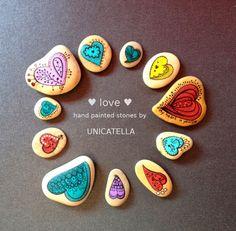 Unicatella: Kamienie miłości by Unicatella