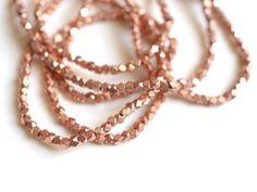 Kupfer Armband // copper bracelet by KM Berlin via DaWanda.com