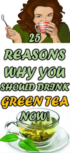 Green tea has increasingly become a very popular drink worldwide because of its immensely powerful health benefits. It is extraordinarily amazing what green tea can do for your health. And if you're not drinking 3 to 4 cups of green tea today, you're defi Natural Health Tips, Natural Health Remedies, Health And Beauty Tips, Natural Skin, Natural Beauty, Healthy Lifestyle Tips, Healthy Living Tips, Healthy Tips, Stay Healthy