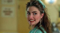 Mädchen Amick as Shelly -- Twin Peaks