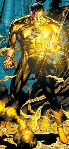 Sinestro by Dale Eaglesham