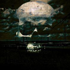 #art #skull