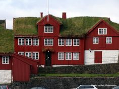 Torshavn - Capital Of The Faroe Islands