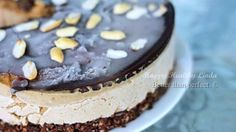 Snickers ijstaart (suiker-, gluten- en zuivelvrij!) - Betterthanperfect.nl