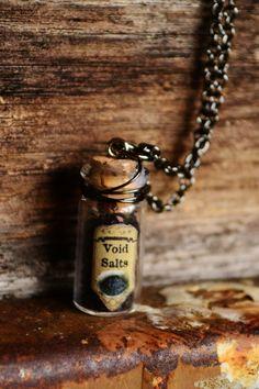SALE Void Salts The Elder Scrolls in a Glass by RheasRenditions, $16.00
