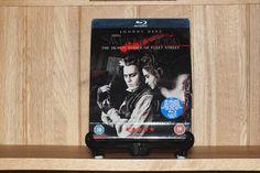British and Irish Sweeney Todd bluray steelbook