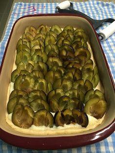 Zauberhafte Leckereien mit Martina Ziehl: Pflaumenkuchen gebacken in der großen Ofenhexe
