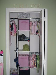 Small Closet Organization Systems | small closet organizers | Closet organizers, closets organizers ...
