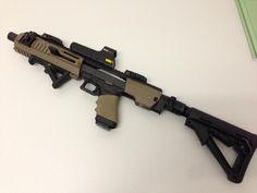 HERA TRIARII Projekt Glock 17 Gen.3 //