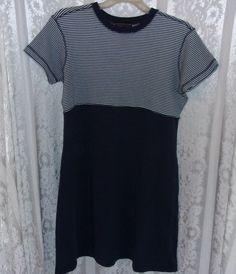 Metropolitan Dress Women XL Blue #Metropolitan #ComfyPullOverStyleDress