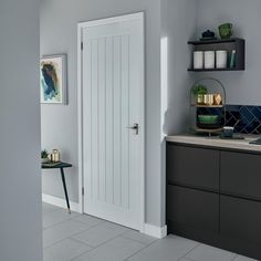 Introduce traditional styling into your home the quick and modern way with our pre-finished Dordogne door.