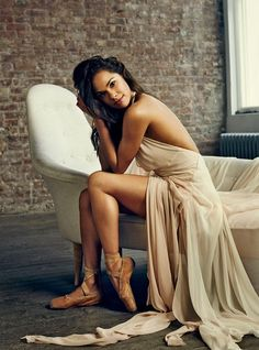 How Ballerina Misty Copeland Became A.B.T.'s First African-American Swan Queen