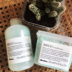 """Sydney Wolfgram • Hair Stylist on Instagram: """"The key ingredient to long healthy hair? M E L U 🌿 Melu is and anti-breakage shampoo and conditioner that is going to assist you in growing…"""" Key Ingredient, Shampoo And Conditioner, Healthy Hair, Stylists, Sydney, Hair Care, Personal Care, Self Care, Body Care"""