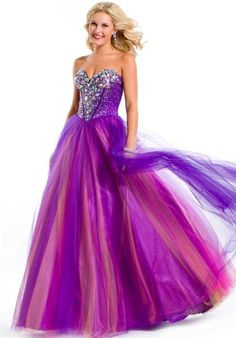 Party Time Gown 6120 Prom Dress - PromDressShop.com