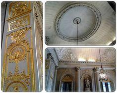 Outros cômodos  do Palácio de Versalhes.