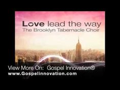 The Brooklyn Tabernacle Choir - O The Blood...John 6:34-35...Amplified Bible (AMP)...34 Then they said to Him, Lord, give us this bread always (all the time)! 35 Jesus replied, I am the Bread of Life. He who comes to Me will never be hungry, and he who believes in and cleaves to and trusts in and relies on Me will never thirst any more (at any time).