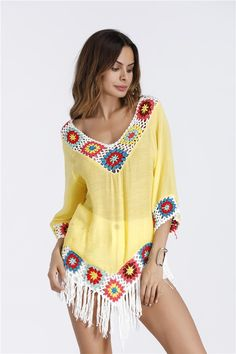 a6f63418e2703 Pareo For Beach Swimsuit Women Dress Sarongs Cover Up Long Mayokini Summer  Suit Bigger Sizes Bamboo Cotton Render Upper Garment [orc32948590408] -  $52.45