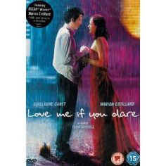 Love Me If You Dare - great romantic imaginative French film