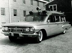 Police Car Auction Toronto >> 105 Best Vintage Ambulances images in 2020   Ambulance ...