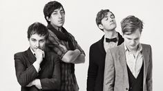 Grizzly Bear. Harmonizing. Top Track: While you wait for the others