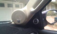 Show off your midrange/tweet a-pillars! - Page 36 - Car Audio | DiyMobileAudio.com | Car Stereo Forum