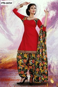 The suits are a little short and come with straight design look or rounded shape in bottoms. Designer Pleats of this salwar are good looking designed so that they affix grace to the overall aspect of the wearer.   http://www.pavitraa.in/store/patiala-salwar-suit/  #utsavsaree, #utsavfashion, #party wear Salwar suits, #patiala salwar Suits, #onlinesuits, #causalsalwar suits