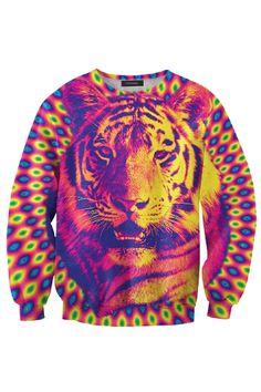 Tiger Sweater by Mr. Gugu