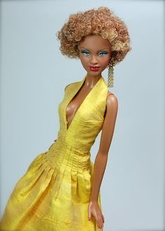 Barbie Basics Target exclusive #8 by forestdweller54, via Flickr