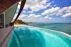 Passion For Luxury : 2013 Best Villa Architectural Design - The Moon Shadow Villa