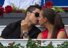 Ronaldo Sebut Mantan Pacarnya, Irina Shayk 'tidak penting'