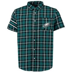 One for the guys Philadelphia Eagles Merchandise, Eagles Nfl, Nhl Jerseys, Flannel Shirt, Men Casual, Plaid, Mens Tops, Mlb, Shopping