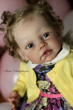 Reborn toddler *LIMITED SOLD OUT KIT KYLIE BY ROMIE STRYDOM * IIORA