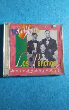 This is a pre-owned CD from the Los Panchos. CD has no scratches on it. Case has cracks and scratches. | eBay!