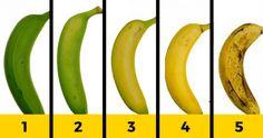 Wybór banana ma wpływ na Twoje zdrowie. Chodzi o kolor | 5 Minut dla Zdrowia Cheer Up, Life Hacks, Food Porn, Food And Drink, Health Fitness, Healthy Eating, Hair Beauty, Fruit, Cooking