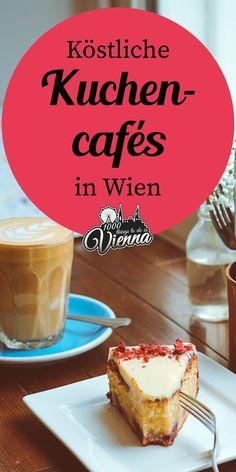 Leah saved to drawingWo man die besten Kuchen in Wien genießt - Beste Burger, Destination Voyage, Destinations, Cool Cafe, Vienna Austria, Packing Tips For Travel, Cafe Restaurant, Yummy Cakes, Breakfast