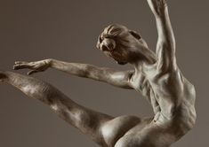For Sale on - Sissone, Half life, Bronze by Richard MacDonald. Offered by Dawson Cole Fine Art. Human Sculpture, Art Sculpture, Abstract Sculpture, Metal Sculptures, The Dancer, Beach Poses, Architecture Tattoo, Royal Ballet, Wedding Art